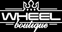 Logo Wheel Boutique Luxe Velgen wit